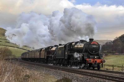 Mainline Steam & Notable Workings - 2016 - LMS Jubilee